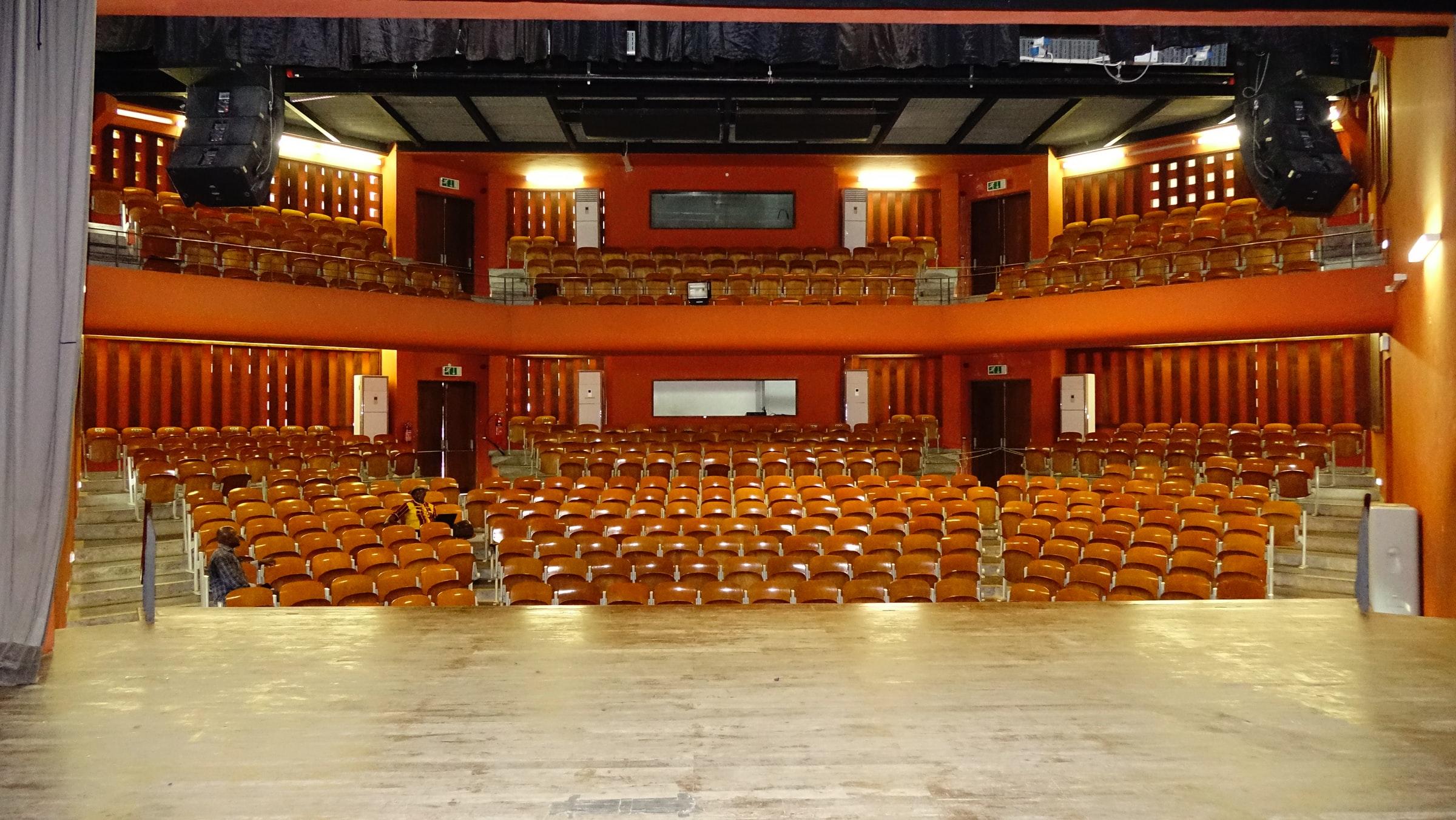 teatro più piccolo d'italia