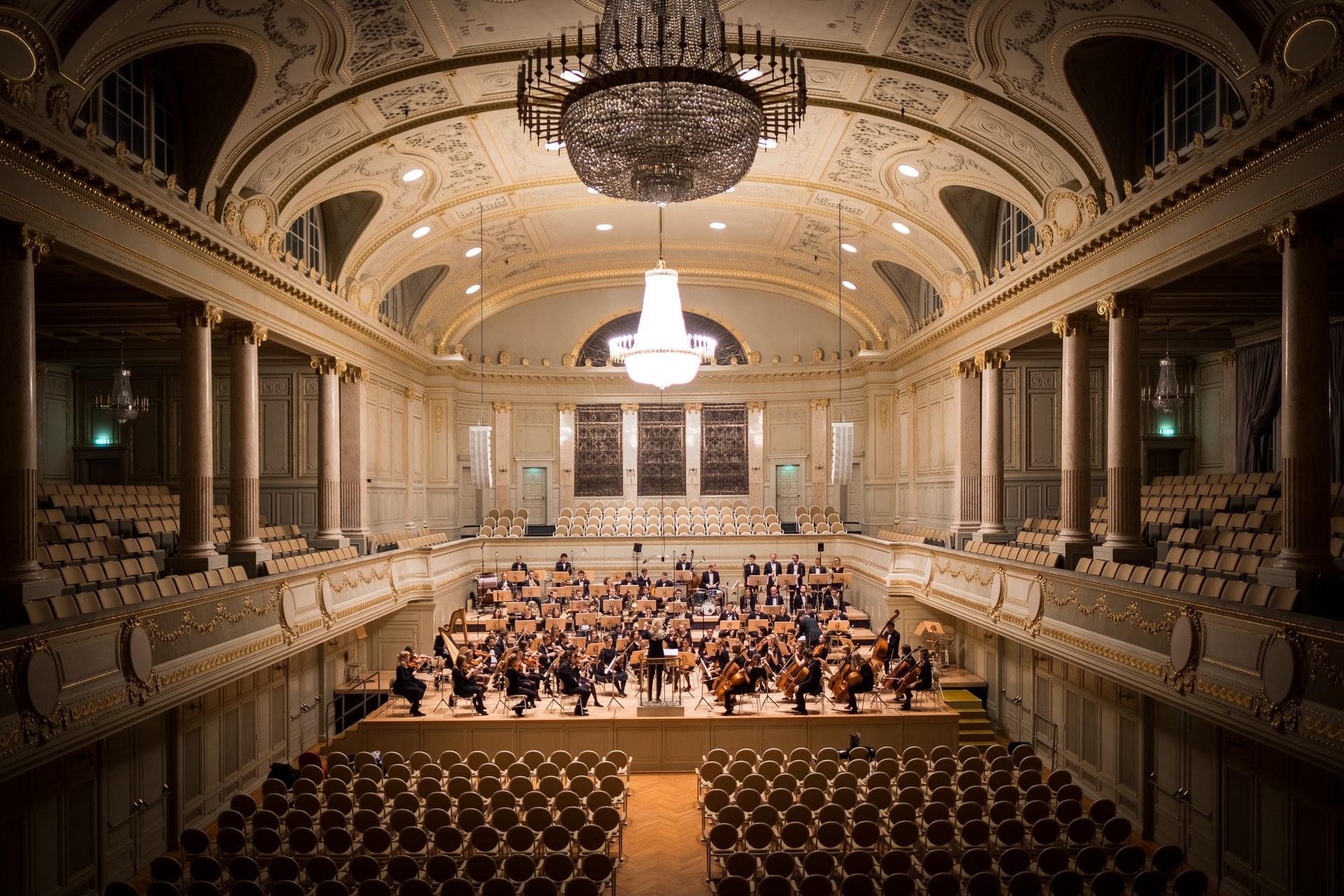 Los 5 teatros de ópera más bonitos del mundo